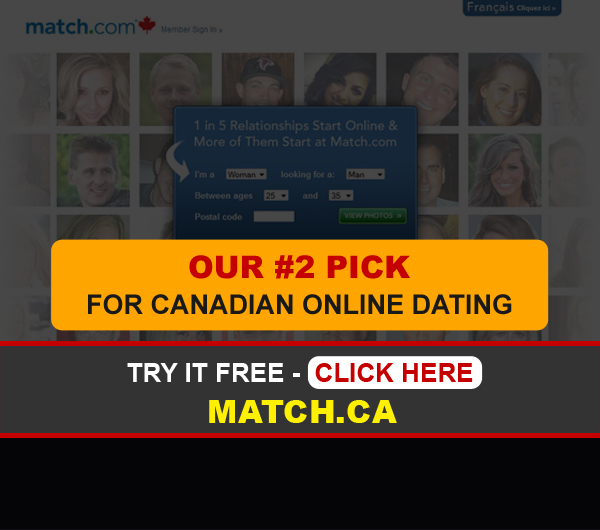 Free canadian online dating sites