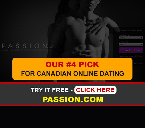 Passion main page
