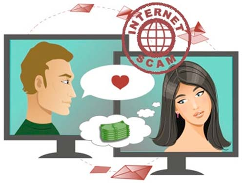 affair dating scams